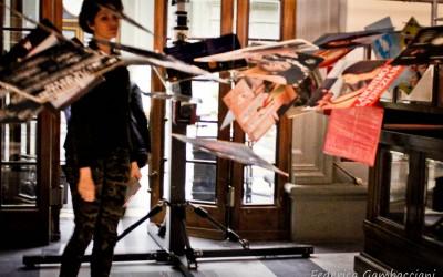 'Generazione Travolta' in mostra alla Biblioteca Nazionale