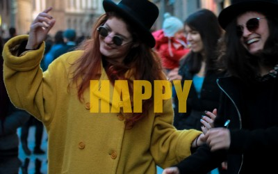 Florence is also HAPPY