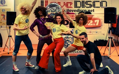 Pop Up e I Love Disco partecipano a 'Danza in fiera 2014'